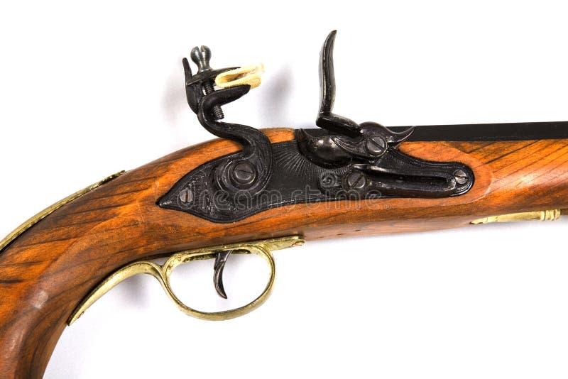 Antique Pistol 7