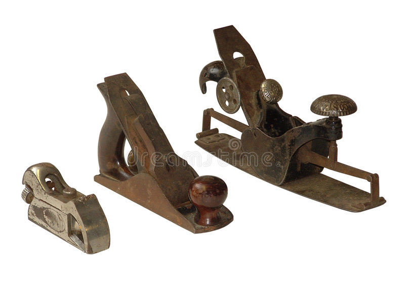 Download Antique Planes stock photo. Image of wood, woodcraft, tools - 589188