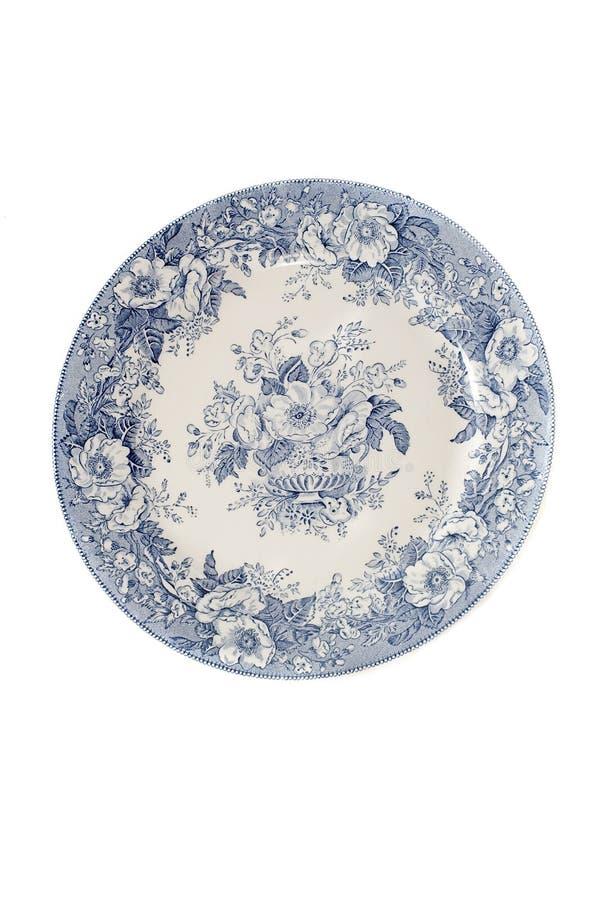 Download Antique plate stock image. Image of ceramics, white, elegance - 26366693