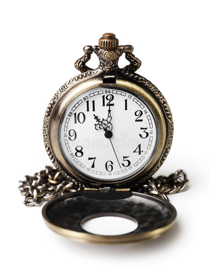 Free Antique Pocket Watch Stock Images - 14739554