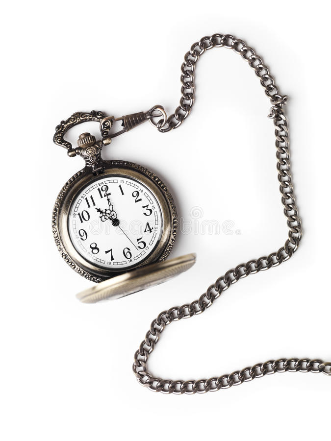 Free Antique Pocket Watch Royalty Free Stock Photography - 14997527