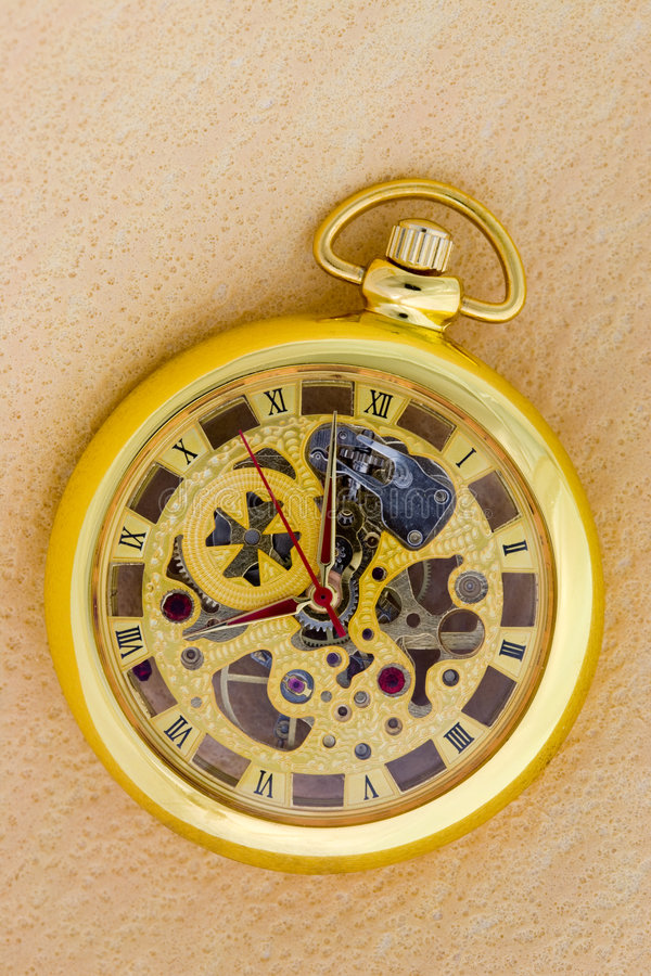 Download Antique pocket watch. stock photo. Image of background - 9243746
