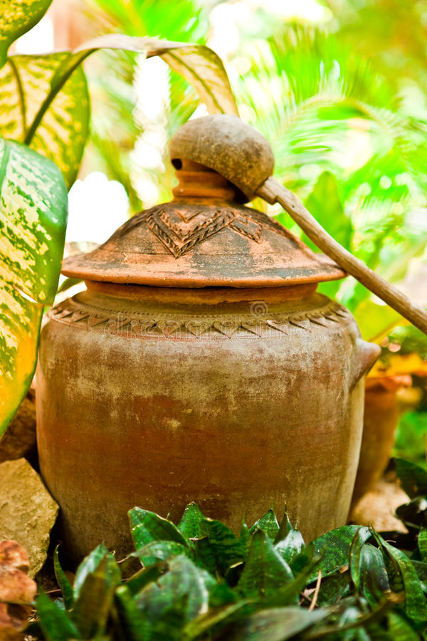 Download Antique pottery stock image. Image of garden, historical - 14862205