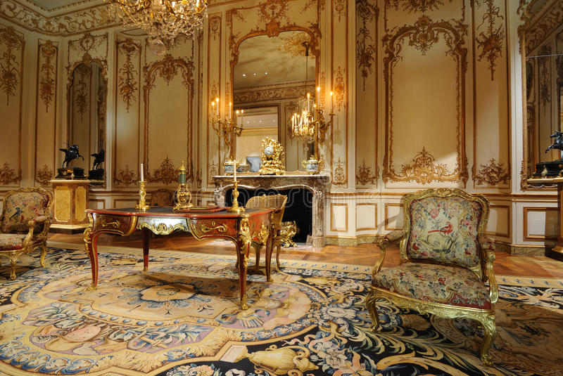 Download Antique Room editorial image. Image of room, french, displays - 14796070