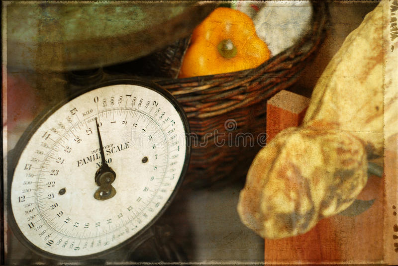 Download Antique Scale stock image. Image of pound, vegetable - 28033781