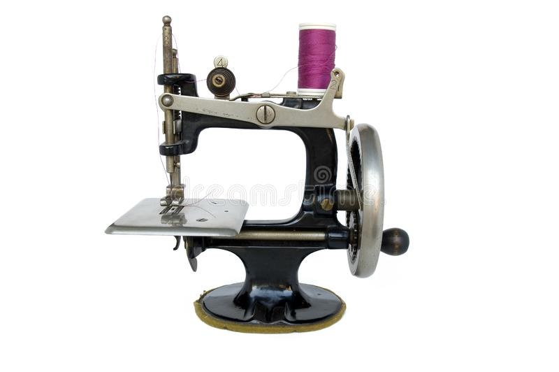 Download Antique sewing machine stock photo. Image of sewing, occupation - 4031846