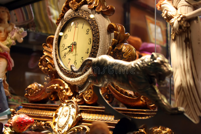Antique Shop royalty free stock photography