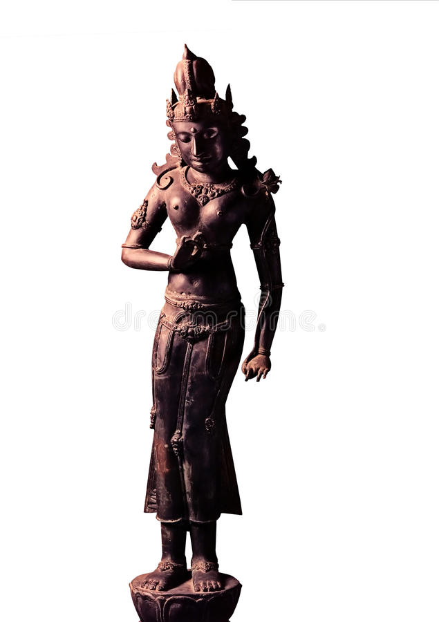 Download Antique Statue Royalty Free Stock Photography - Image: 12502987