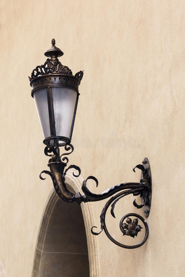 Download Antique Street Lamps Stock Photo. Image Of Europe, Lamppost    49228016