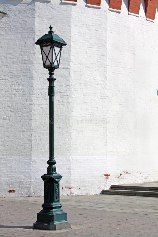 Antique Street Light Royalty Free Stock Photo Image