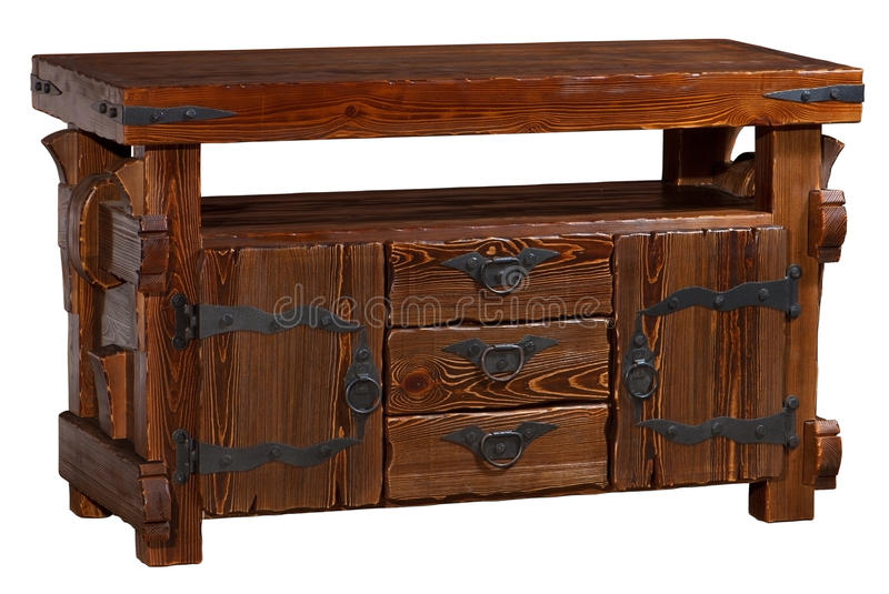 Download Antique Table stock image. Image of fashioned, natural - 17596311