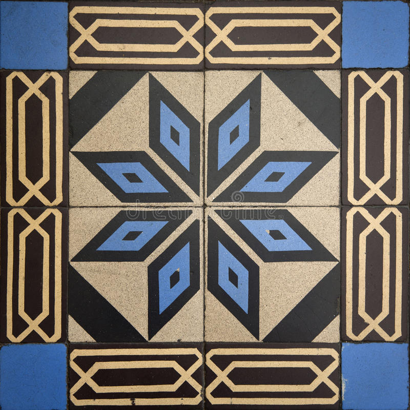 Download Antique tiles stock image. Image of interior, close, indoor - 23070483