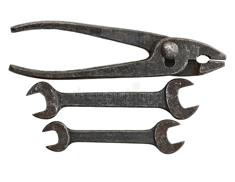 Download Antique Tool Set stock image. Image of corrosion, equipment - 22986171