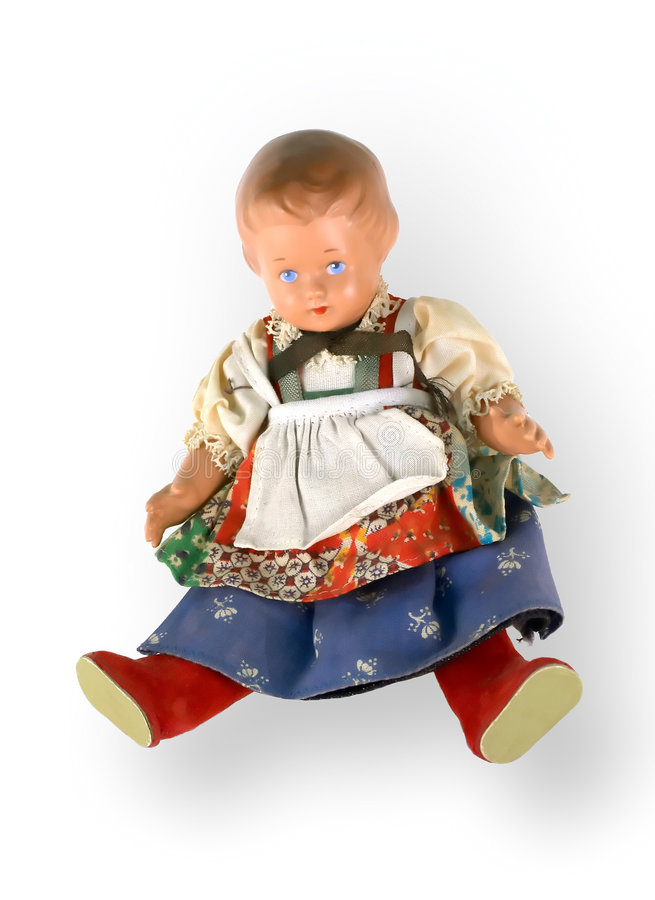 Antique Toy Royalty Free Stock Image