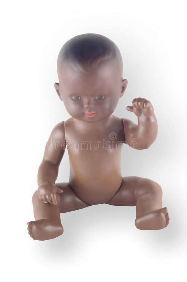 Antique toy stock image