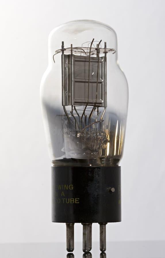 antique tube vacuum στοκ φωτογραφίες