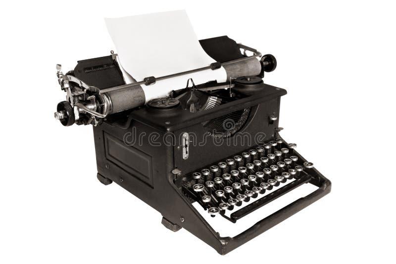 Download Antique Typewriter Royalty Free Stock Photos - Image: 11018208