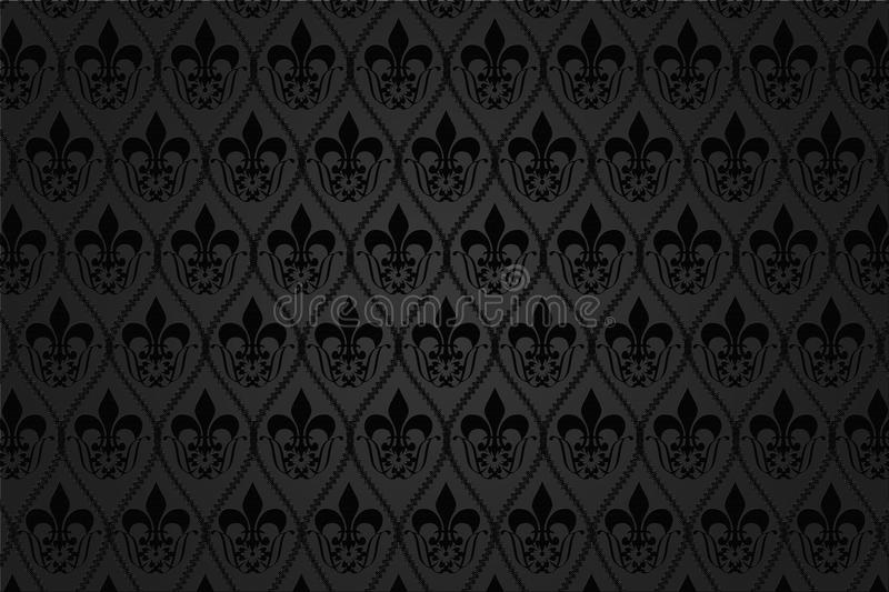 Download Antique Wallpaper Royalty Free Stock Image - Image: 19477586