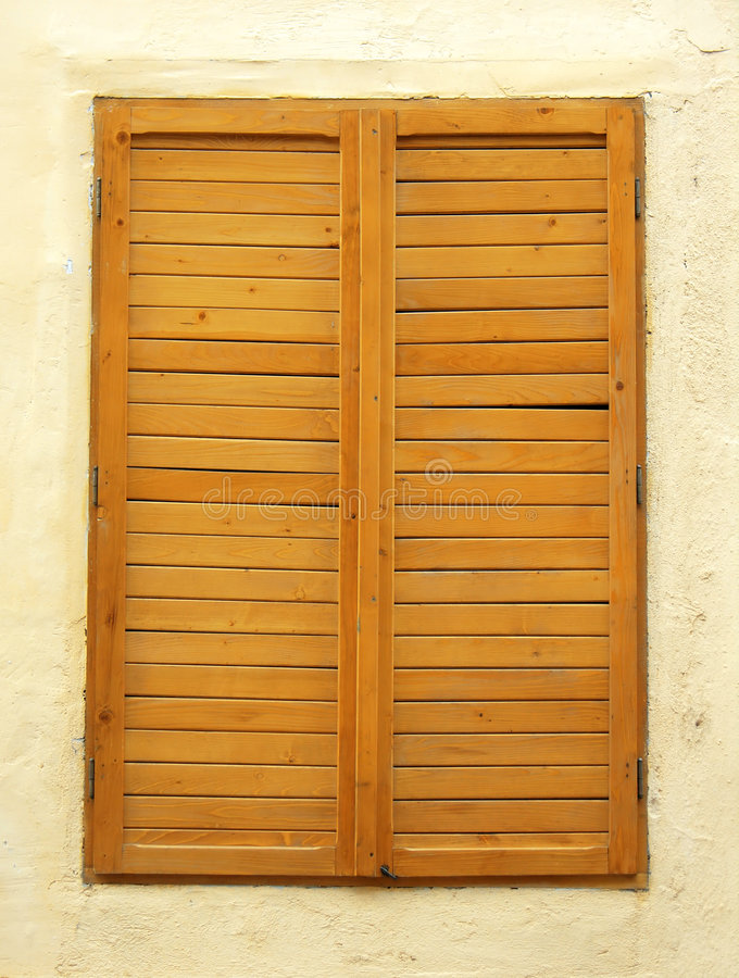 Download Antique Window Shutter stock photo. Image of building, texture - 15190