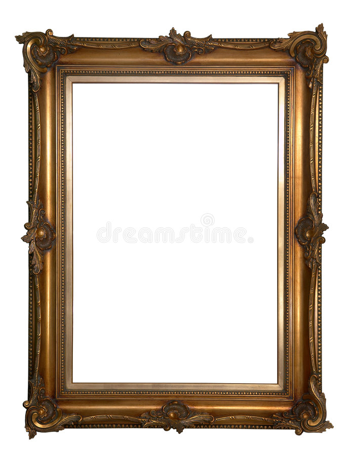 Download Antique wooden frame stock photo. Image of aged, country - 2183776