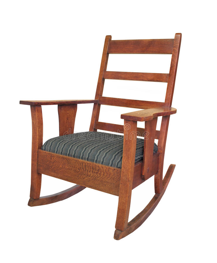 Download Antique Wooden Rocking Chair Isolated Stock Image - Image: 23139693 - Antique Wooden Rocking Chair Isolated Stock Image - Image: 23139693