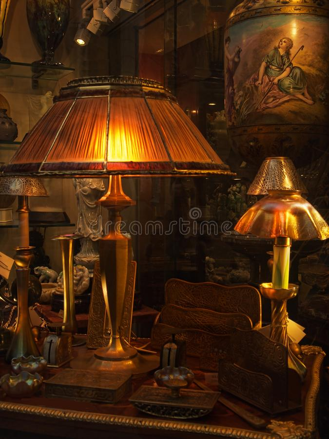 Free Antiques Shop In NY City Royalty Free Stock Image - 109039516