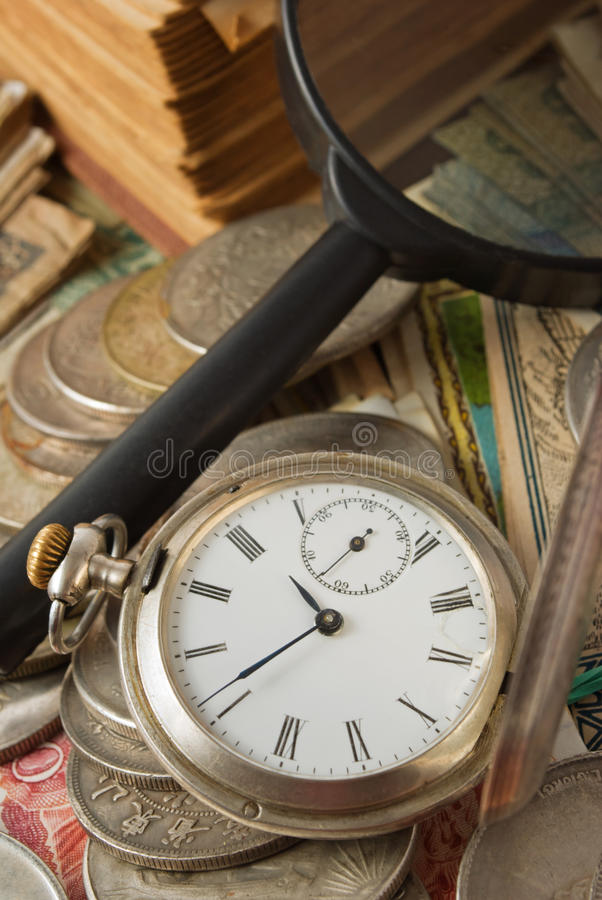 Download Antiques. stock photo. Image of antiques, rarity, clocks - 33322362