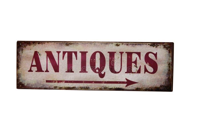 Antiquiteiten royalty-vrije stock foto