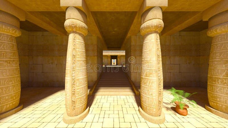 antiquity ilustração royalty free