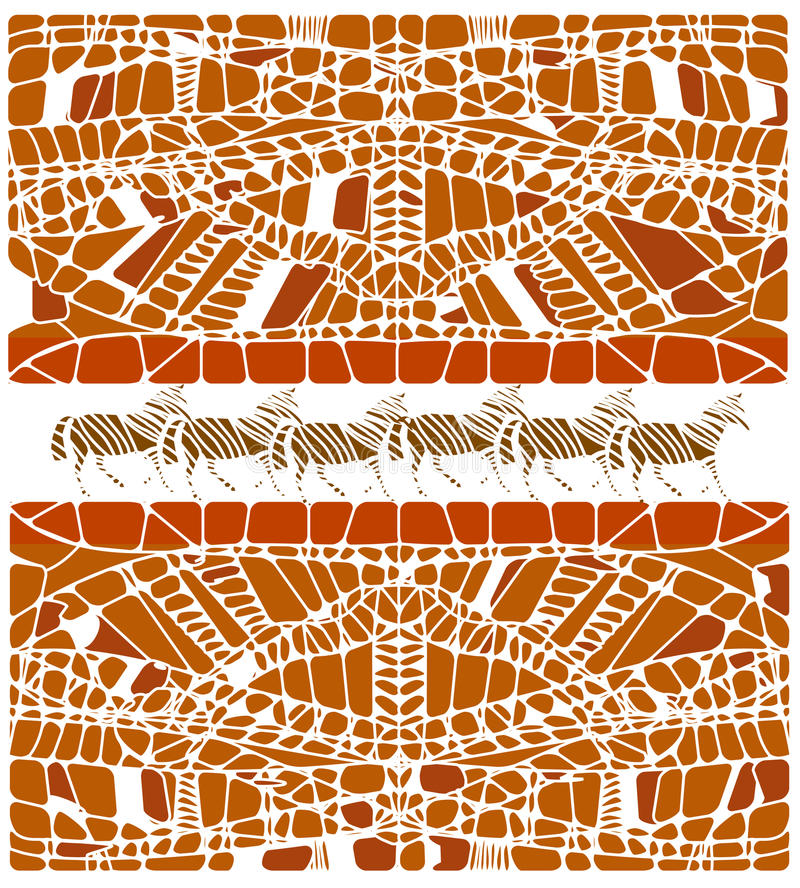 Download Antiquity stock vector. Image of bright, background, motifs - 15062950