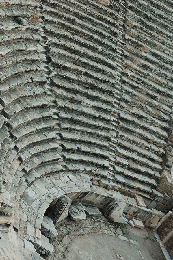 Antiquity Amphitheatre Stock Photos
