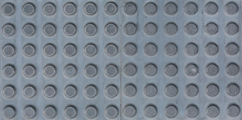 Antislip rubbermat voor badkamers of nat gebied royalty-vrije stock afbeeldingen