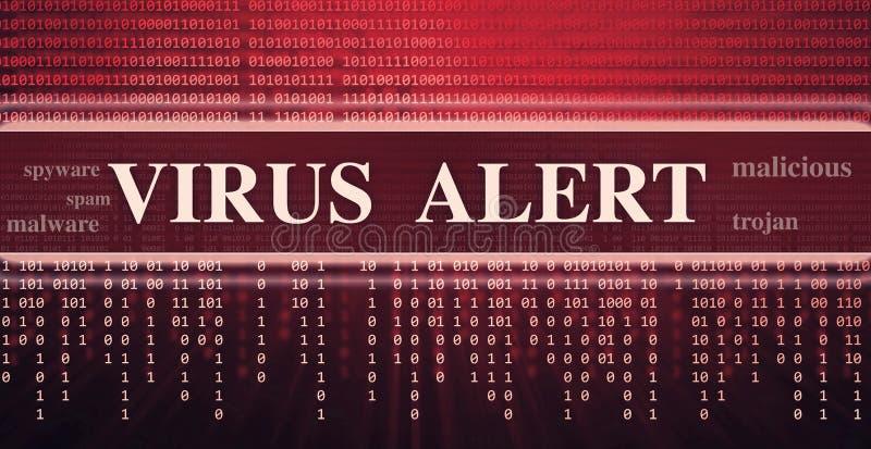 Antivirus illustration libre de droits