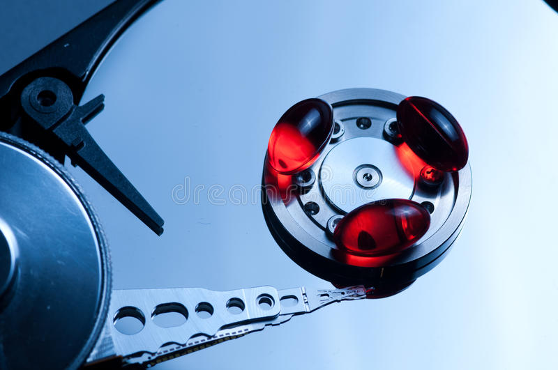 Download Antivirus And Hard Disk Concept Stock Image - Image: 23240459