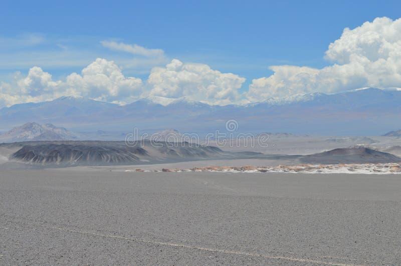 Antofagasta de la Sierra imagen de archivo libre de regalías