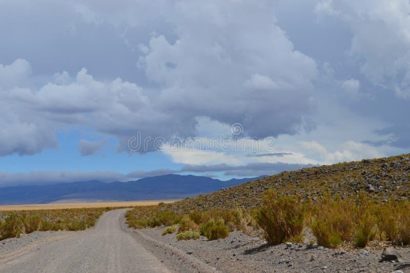 Antofagasta De Los angeles Sierra zdjęcia royalty free