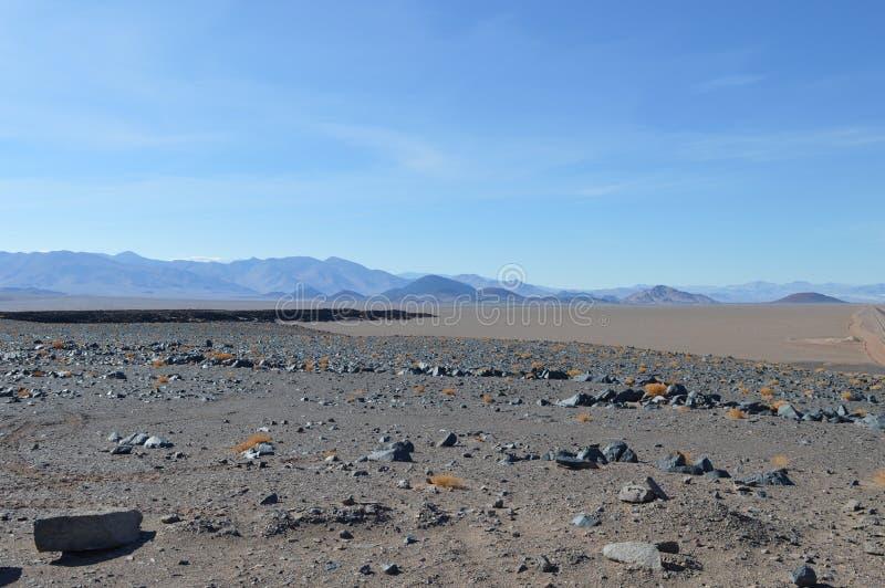 Antofagasta De Los angeles Sierra zdjęcia stock