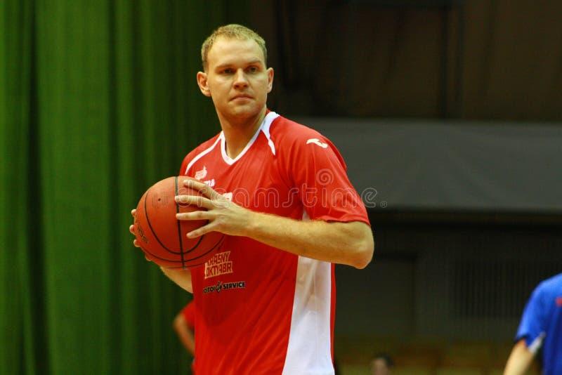 Anton Ponkrashov stock afbeelding