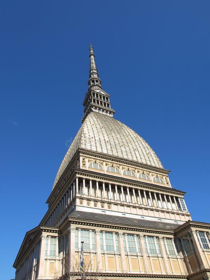 Download Antonelliana Gramocząsteczka Turin Obraz Stock - Obraz złożonej z landmark, gramocząsteczka: 13341399