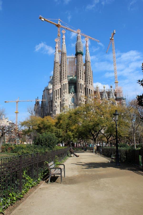 Download Sagrada Familia -巴塞罗那,西班牙 编辑类照片. 图片 包括有 历史, 站点, 详细资料 - 30327821