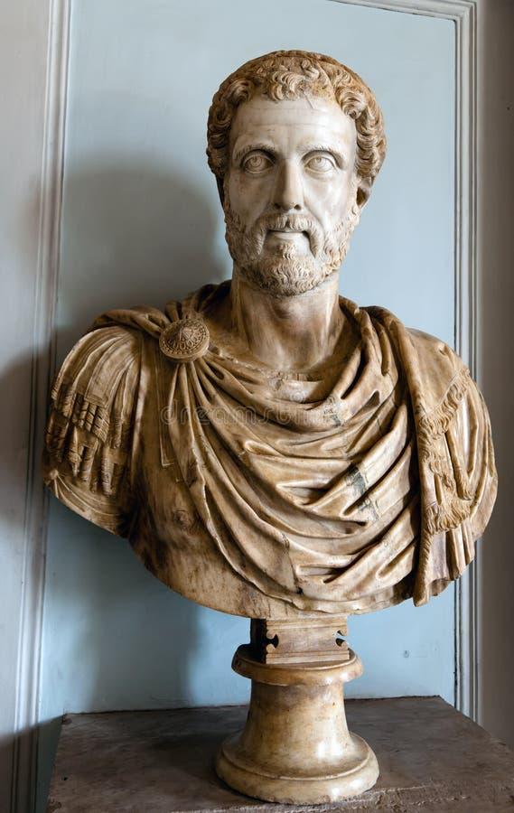 Antoninus Pius lizenzfreie stockfotos