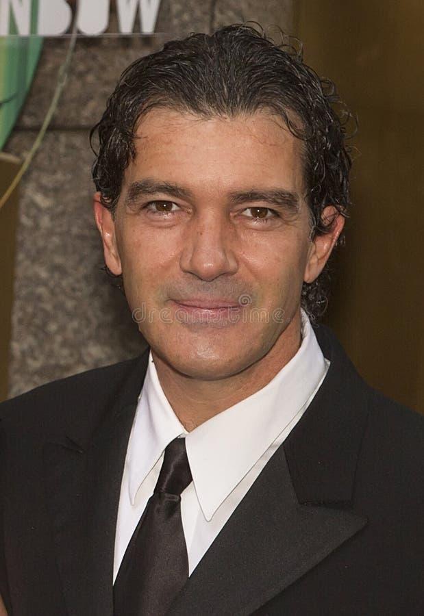 Antonio Benderas em 64th Tony Awards anual em 2010 fotografia de stock