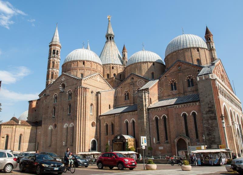 ` Antonio da Padova de Basilica di Sant, à Padoue, photo libre de droits