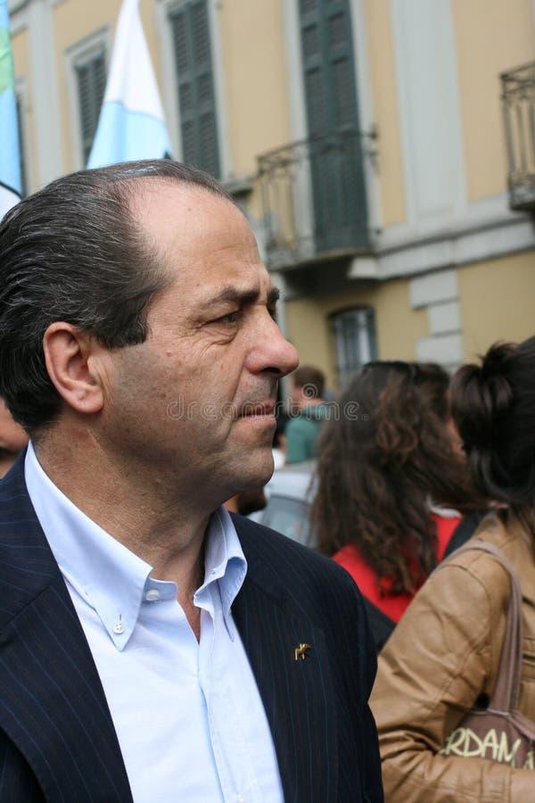 Antonio Di Pietro Editorial Photography