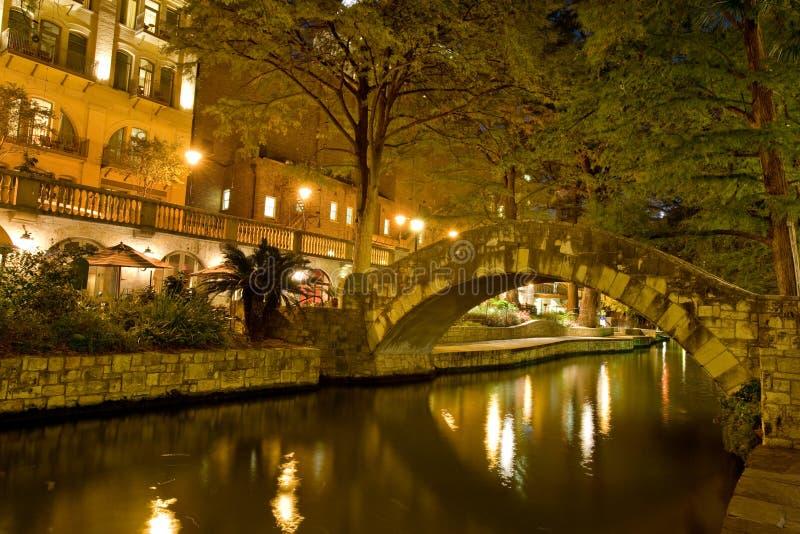 antonio riverwalk san στοκ εικόνες με δικαίωμα ελεύθερης χρήσης