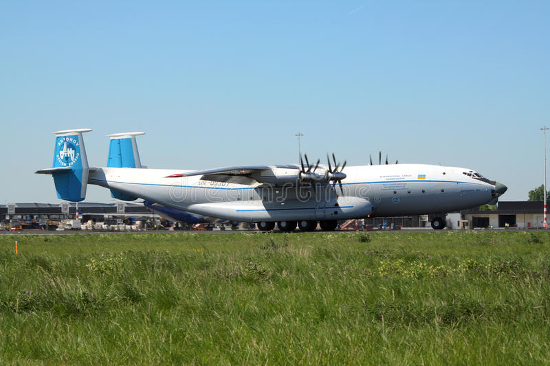 Antonov 22 photo stock