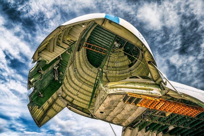 Antonov 225 Mriya obrazy royalty free