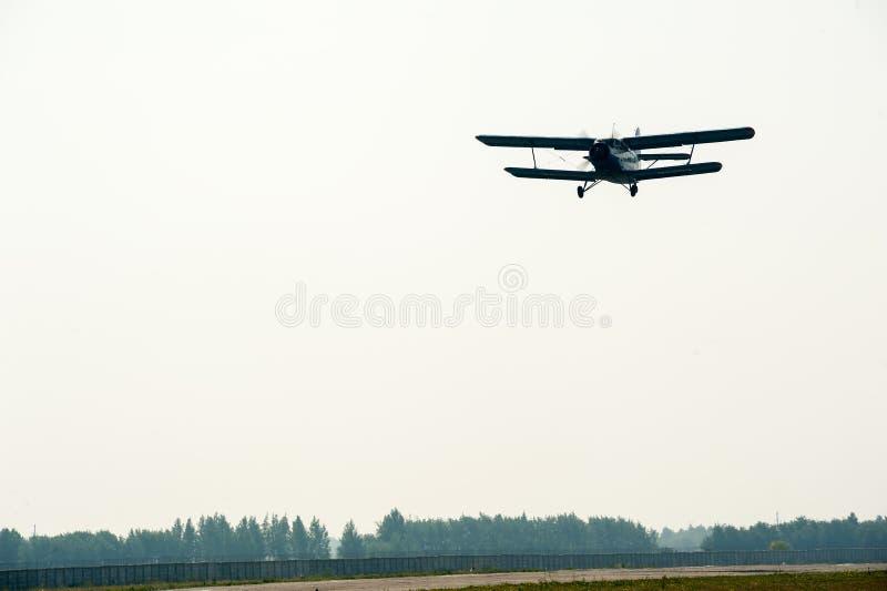 Antonov un aeroplano 2 fotos de archivo
