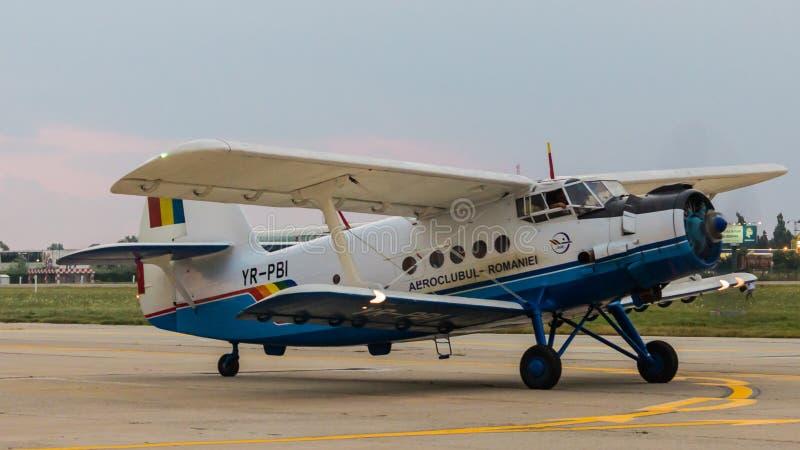 Antonow An-2 lizenzfreie stockfotografie