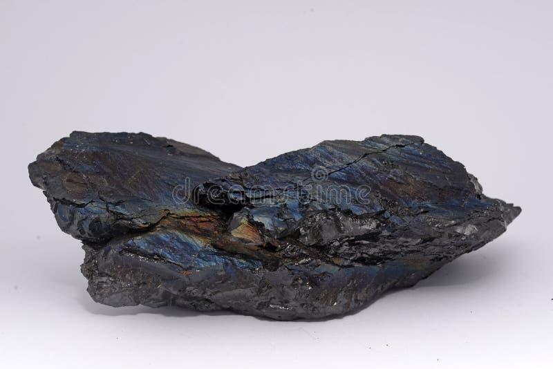 Antraciet steenkool royalty-vrije stock foto's